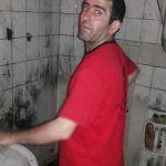 Yangın sonrası temizlik